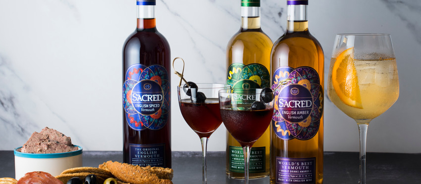 Review: Sacred English Vermouths