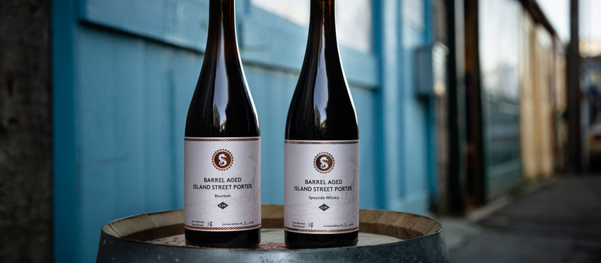 Review: Salcombe Barrel Aged Porters