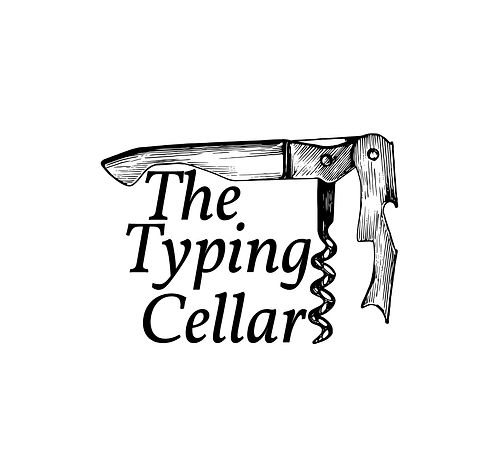 the typing cellar wine beer spirits drin