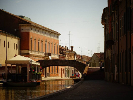 Comacchio, Italy