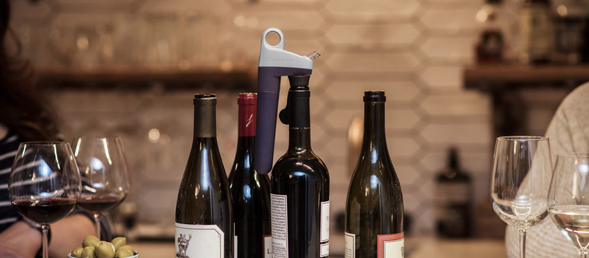 Pivot: Coravin's latest preservation system is out