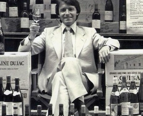 The wine world loses legend Steven Spurrier