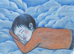 Durmiendo en las nubes