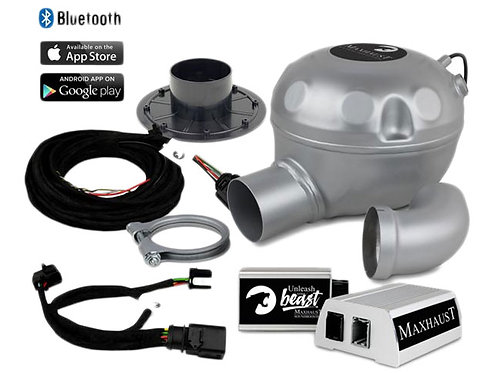 Maxhaust Sound Module Stage 4 System