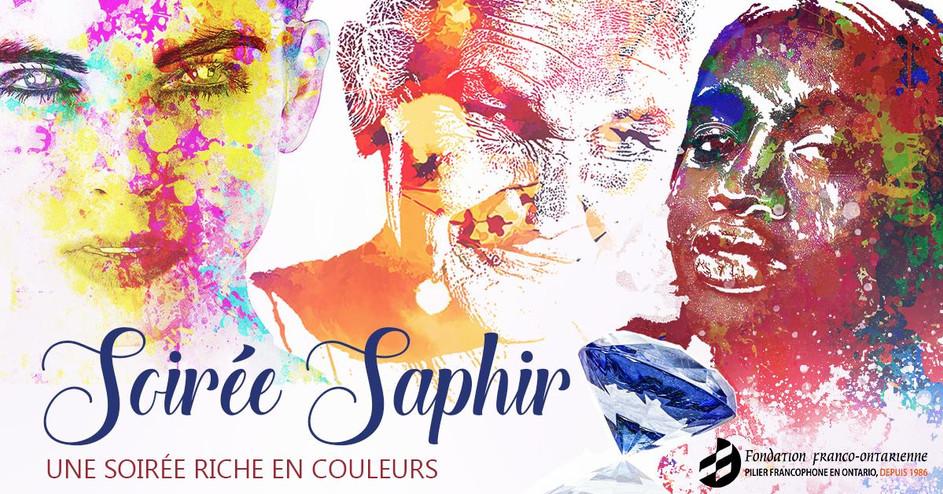 Soirée Saphir 2018