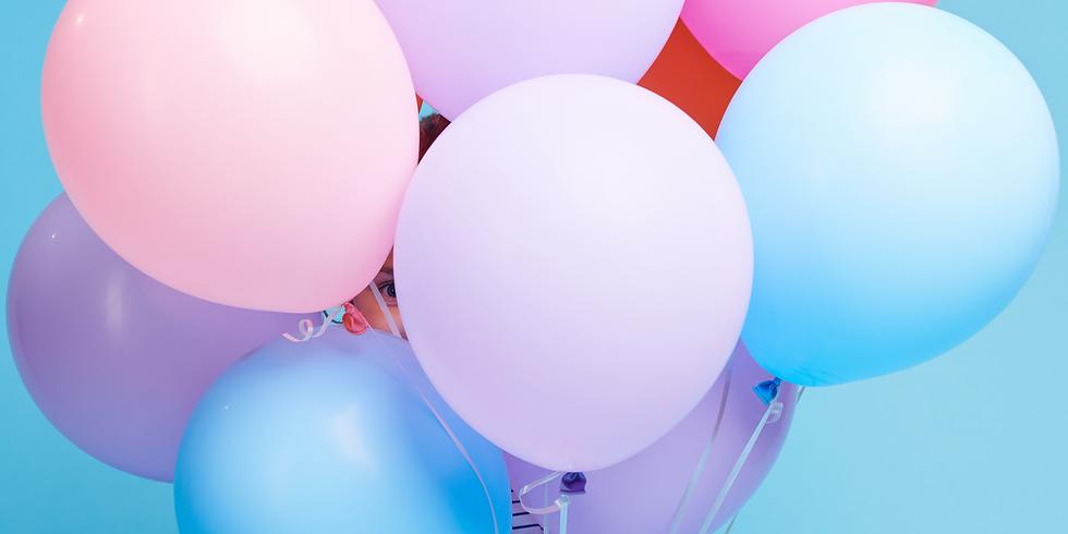 Verrassende verjaardagsfeestjes