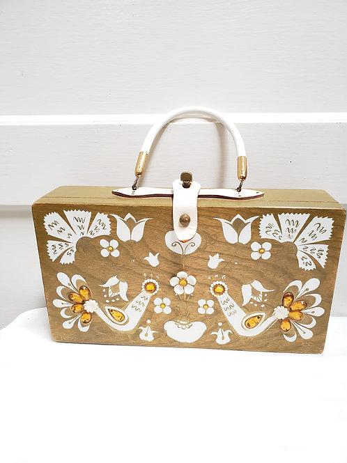 1966 Box Bag by Enid Collins