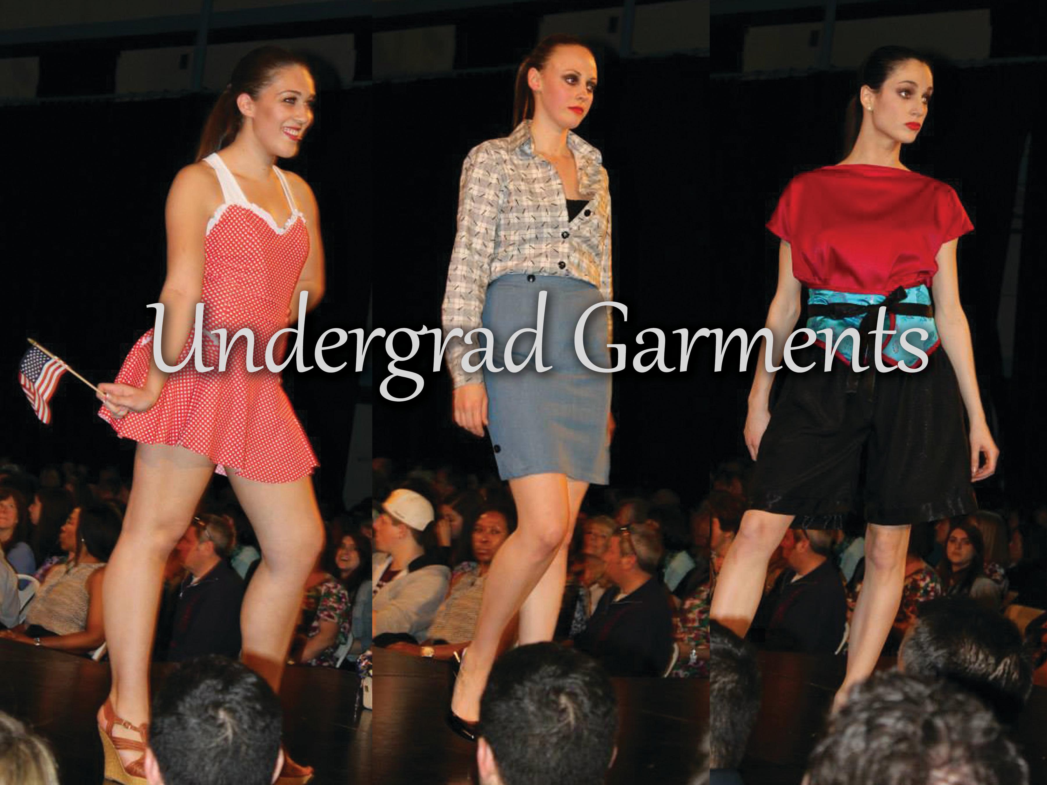 Undergrad Garments