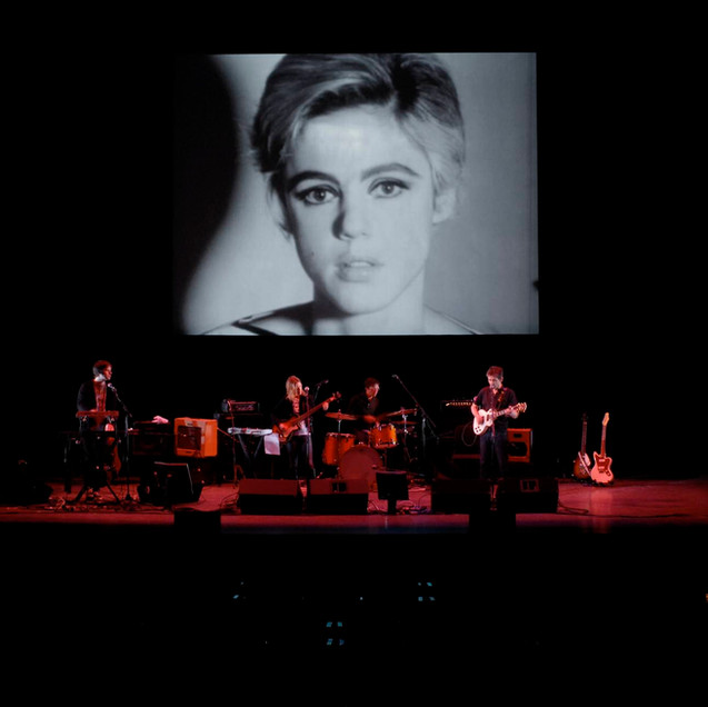 """""""13 Most Beautiful...Songs for Warhol's Screentests"""""""