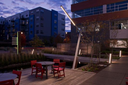 Google Courtyard
