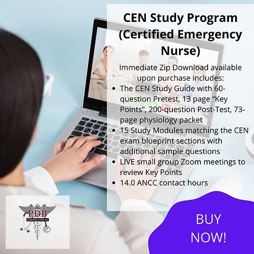 CEN Study Program (Digital Delivery)