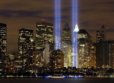 Where were you on 9/11? Disaster Preparedness