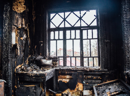 THE REASONS WHY SOOT SHOULD BE REMOVED PROFESSIONALLY
