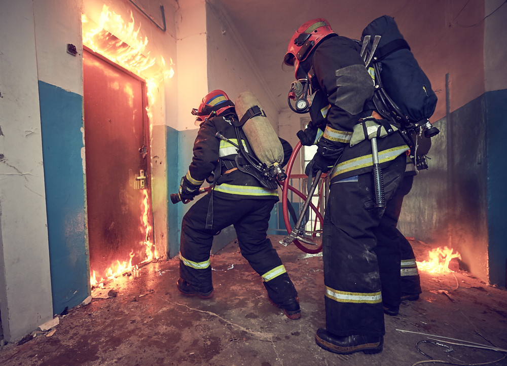 Once the Firefighters leave, here is what to do next