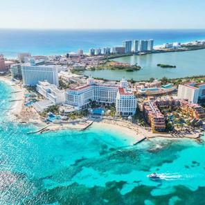Travel to Beautiful Cancun