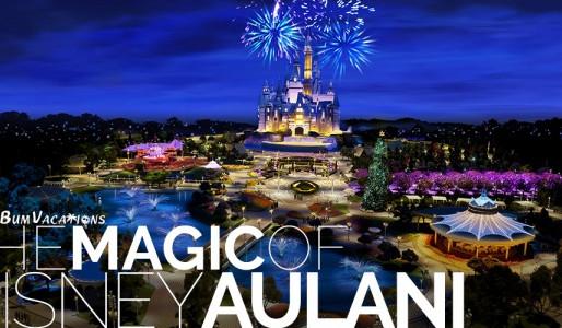 Experience the Magic of Disney Aulani