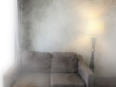 How to Get Ride of Smoke Odor