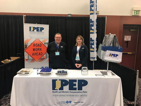 IPEP is at the ILMCT Conference Booth 102 and 104