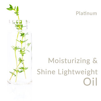 Moisturizing & Shine Lightweight Oil_Pla