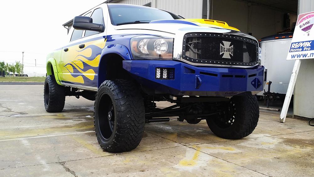 Firewire Performance & Offroad Big Jud Truck Build.