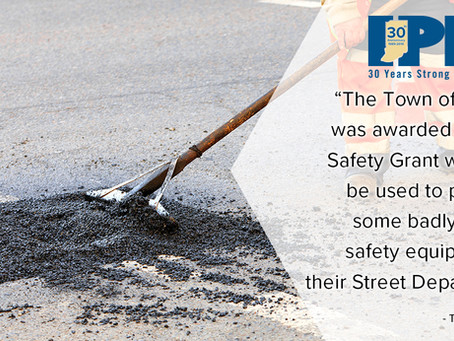 Town of Orleans - 2019 Safety Grant Recipient Testimonial