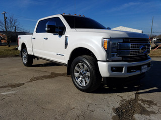 2018 Ford Superduty