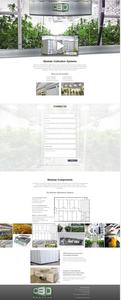 CBD Modular Website