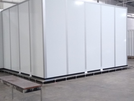 CBD Modular Cleanroom  - Completed Projects
