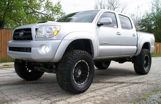 '08 Toyota Tacoma