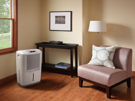 USING DEHUMIDIFIERS