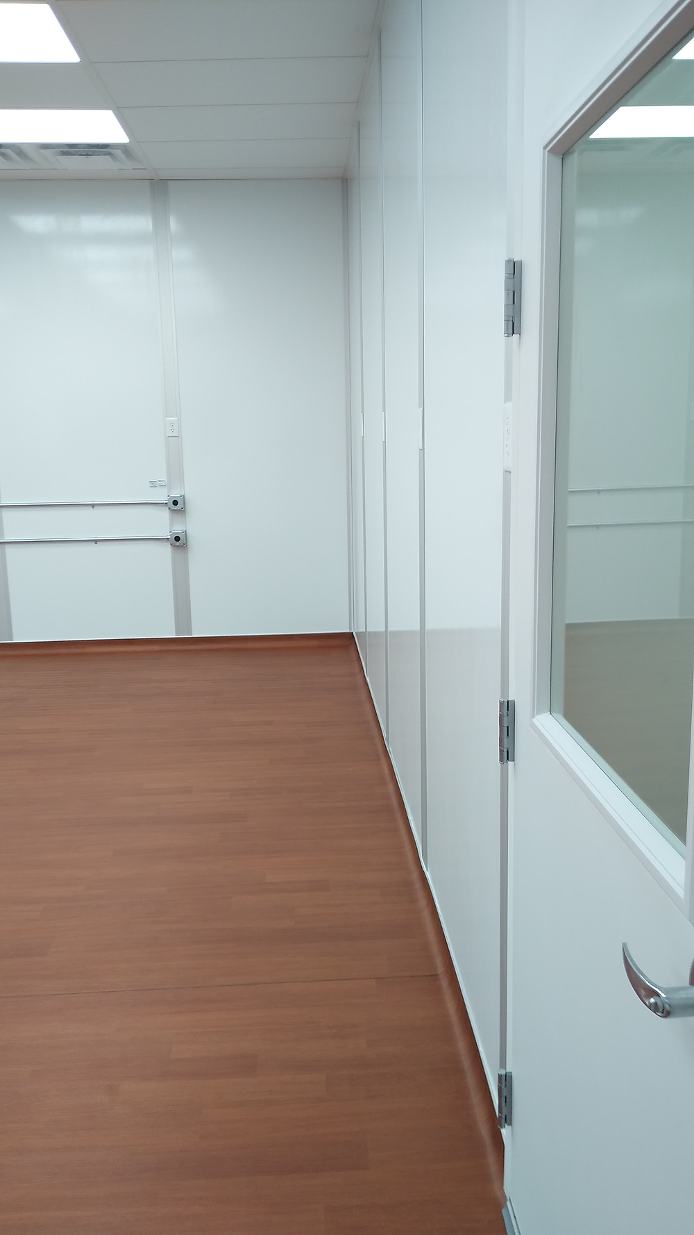 Applied Composites - Completed Projects - Back Corner From Door