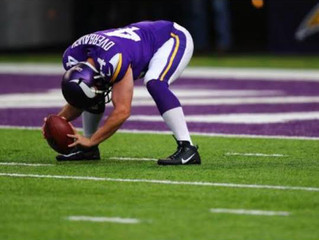 Overbaugh plays for Vikings