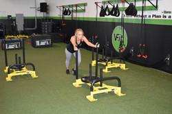 Trainer: Carissa Damler