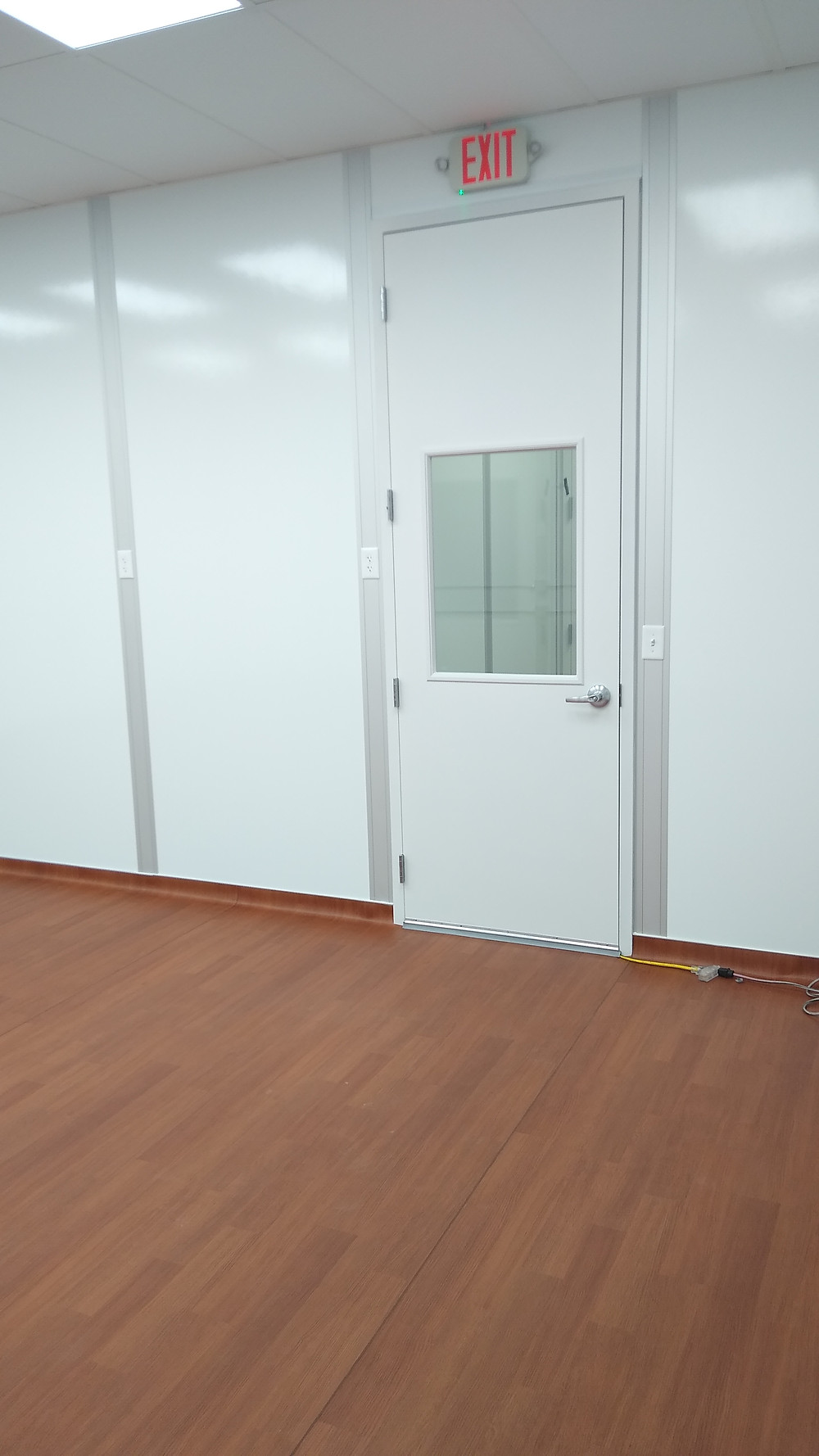 Applied Composites - Completed Projects - Exit Door