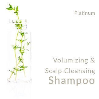Volumizing & Scalp Cleansing Shampoo_Pla