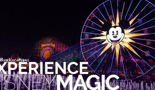 Experience Disney Magic