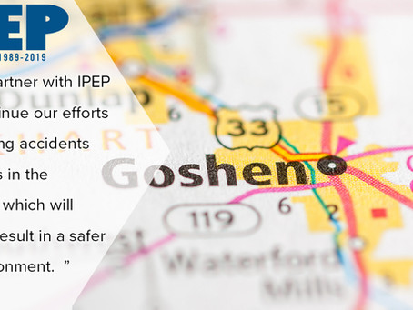 City of Goshen - 2019 Safety Grant Recipient Testimonial