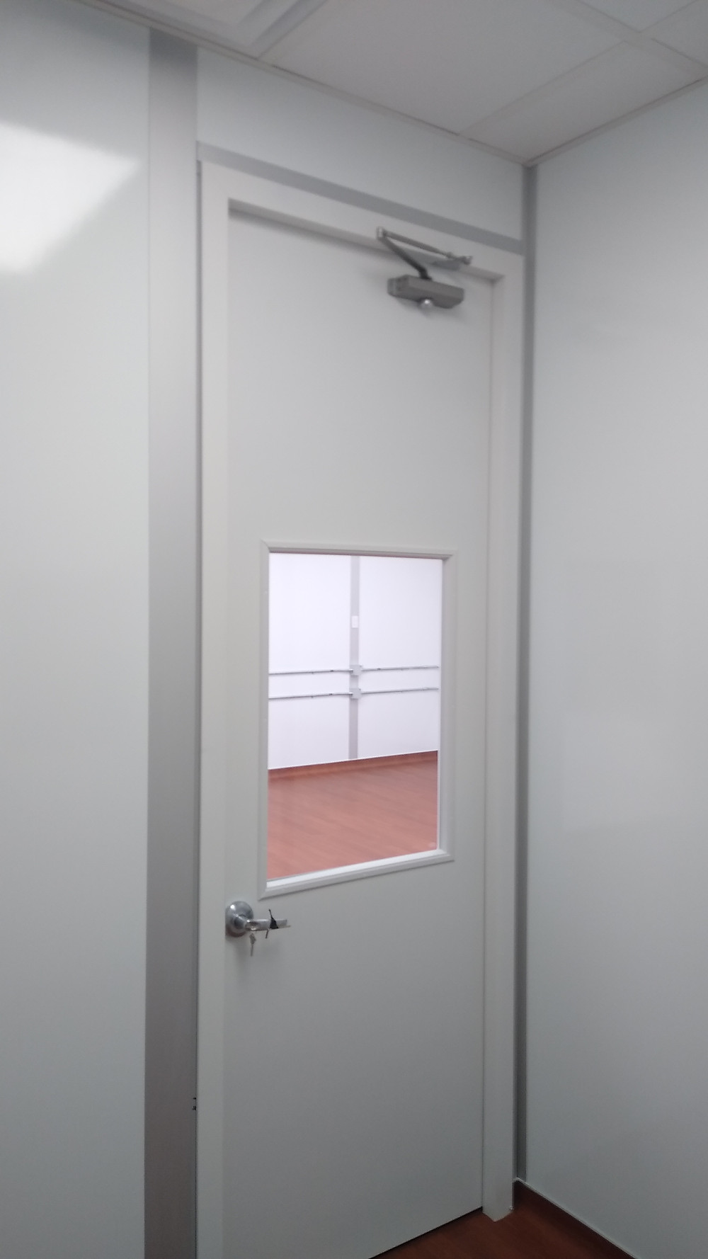 Applied Composites - Completed Projects - Door