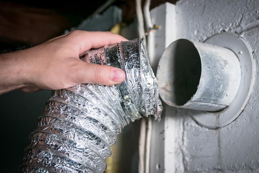 Blue River Restoration Clean Your Dryer Vents to Prevent Lint Build Up