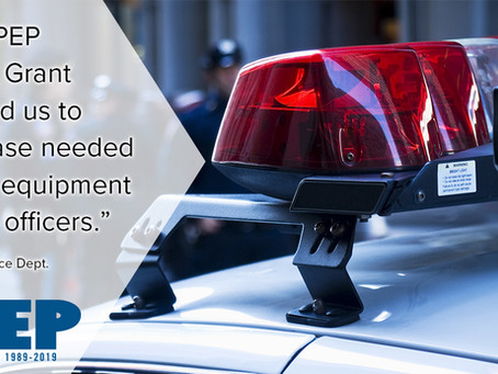 Monroe Police Dept. - 2019 Safety Grant Recipient Testimonial