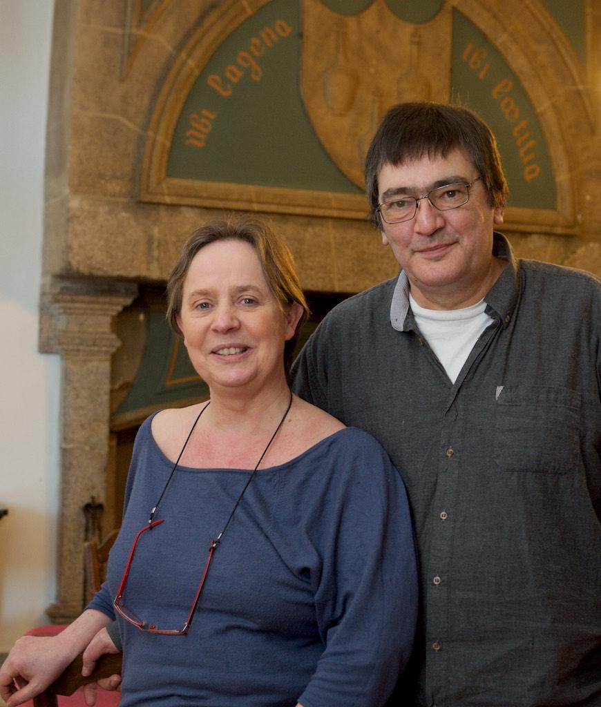 Marie Do et Hervé vos hôtes