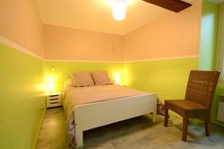Chambre adulte avec lit double