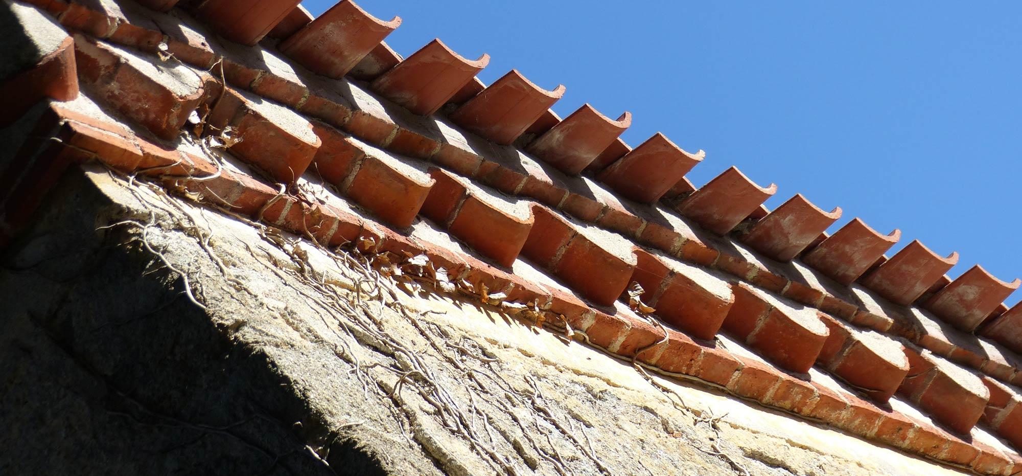 Une toiture style clissonnais