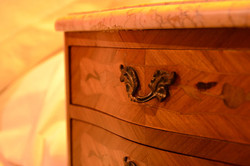 Poignée de meuble authentique