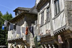 La typique Cité Médiévale