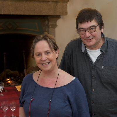 Marie-Do et Hervé, vos hôtes