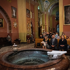 Chrzest Ignasia