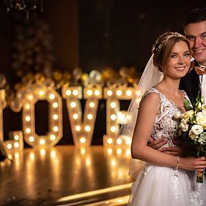 Ślub Justyny i Adriana