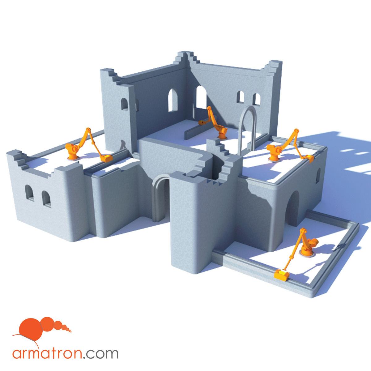 Armatron Systems 3DCP