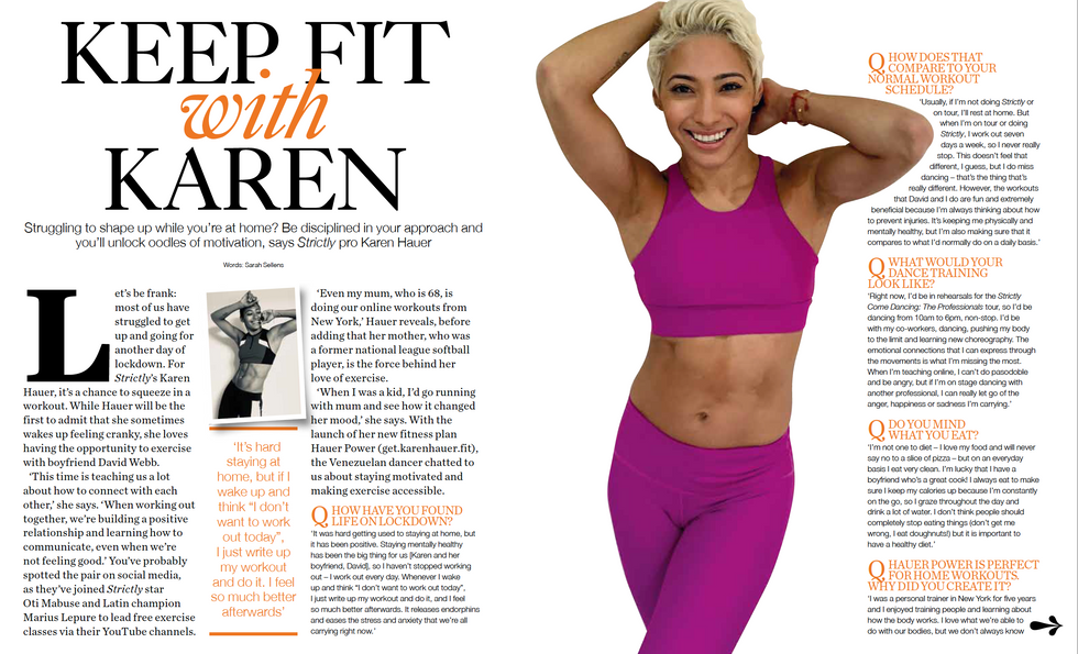 Women's Fitness 2020  Page 1-2